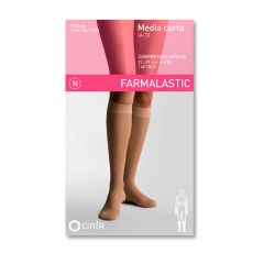 Farmalastic Media corta (A-D) compresión normal